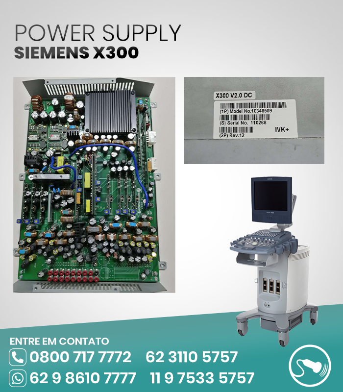 POWER SUPPLY SIEMENS X300