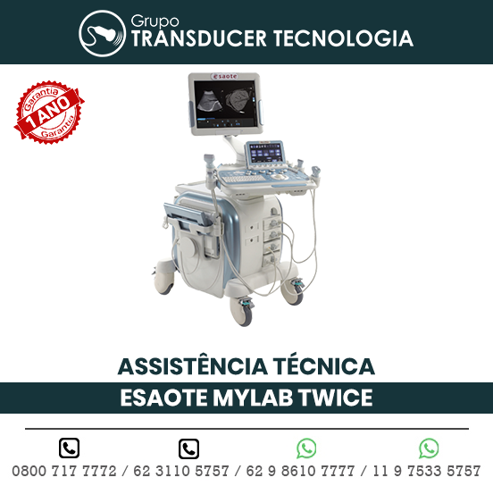 ASSISTENCIA TECNICA ULTRASSOM ESAOTE MY LAB TWICE